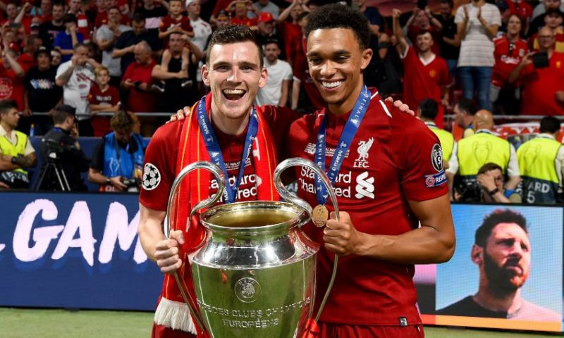 Robertson hoping Supercup isn't this season's only visit to Istanbul