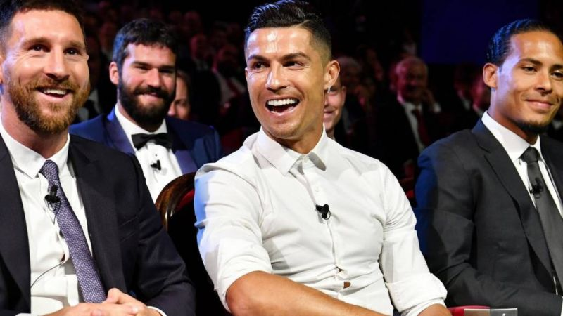 Ronaldo's voting tactics make further mockery of FIFA awards