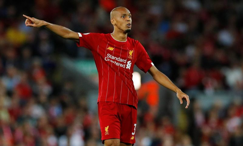 Despite Liverpool defeat, Fabinho proved his class at the San Paolo