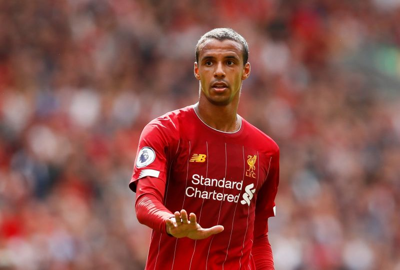 Jurgen Klopp confirms fears that Joel Matip's injury is long-term