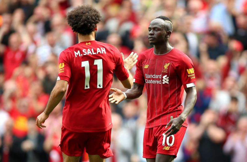 'What about Sadio?' Salah admits his first question to Klopp when Liverpool approached in 2017