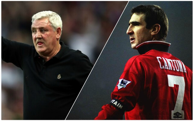 """Perfect balance"": Steve Bruce compares Reds forward to Manchester United cult hero"
