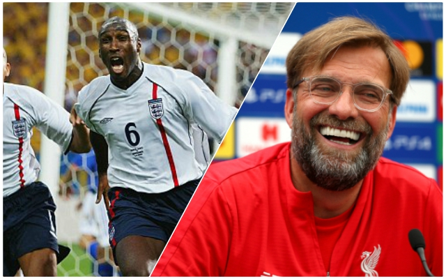 Sol Campbell heaps praise on Reds man who has a 'fantastic future ahead'