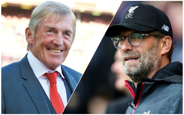 King Kenny gives his verdict on who should replace Jurgen Klopp – and very few will argue with it