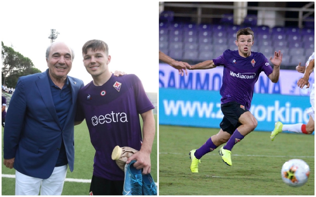 Bobby Duncan nets first goals for Fiorentina after controversial move