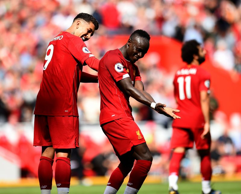 The latest stat to show how imperious Reds are at Anfield