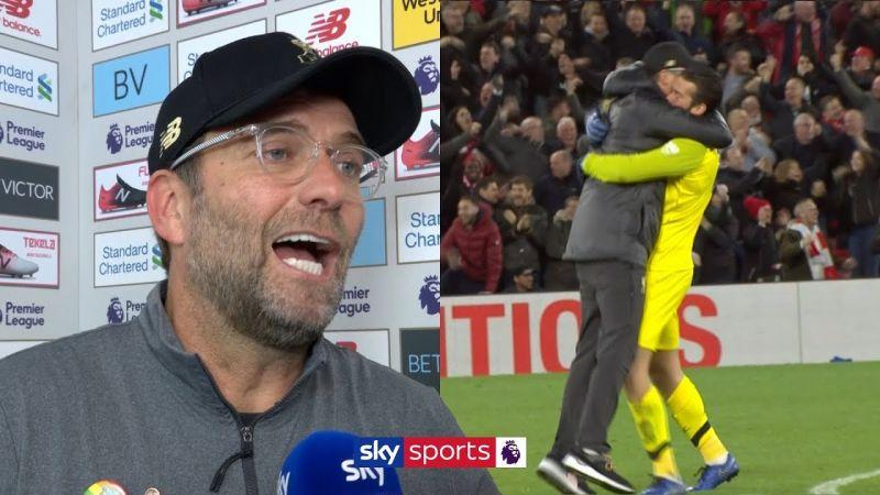 (Video) Everton fan calls radio and his anti-Klopp meltdown is hilarious