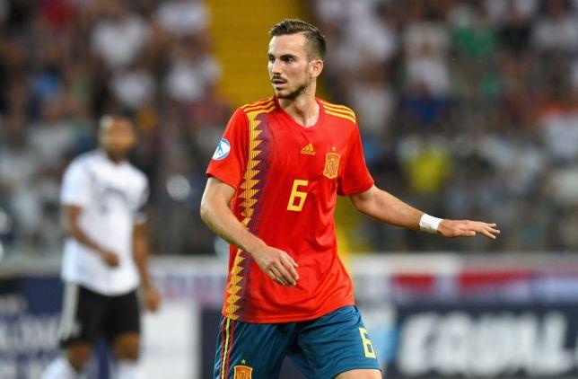 Liverpool to battle Barcelona for Napoli's Fabian Ruiz – Report