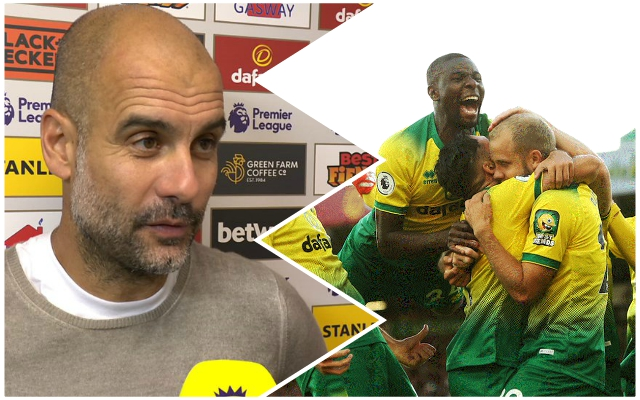 Pep Guardiola: The Premier League title race is over
