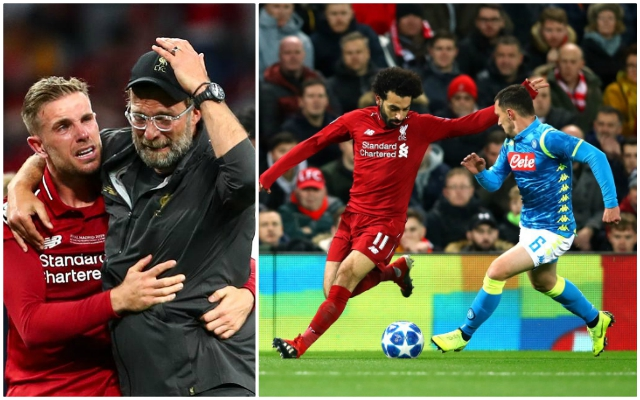 Gomez in for Trent? Wijnaldum benched? How the Reds should line up against Napoli