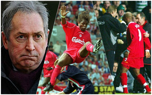 Ex-Reds man outlines how his Anfield teammate caused havoc by not 'respecting the rules'