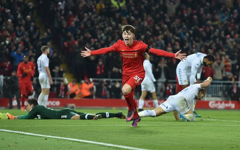 Liverpool's team from last League Cup win is almost unrecognisable