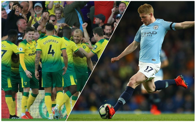 Kevin de Bruyne fires title race warning to Reds as he dismisses concerns over five-point gap