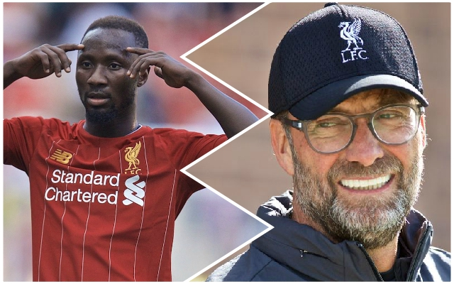 Klopp explains tactical reasons Naby Keita hasn't been in the side