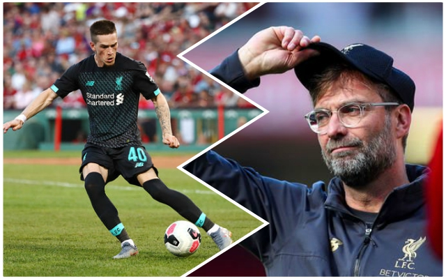 Ryan Kent could finally be set for exit as new club enters the race for his signature