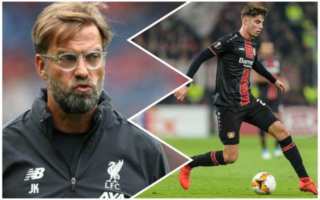 Bayer Leverkusen set Kai Havertz price as Reds are named as serious contenders for prodigy