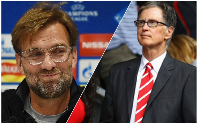 Jurgen Klopp clarifies his 'agent's' bizarre comments regarding Anfield future