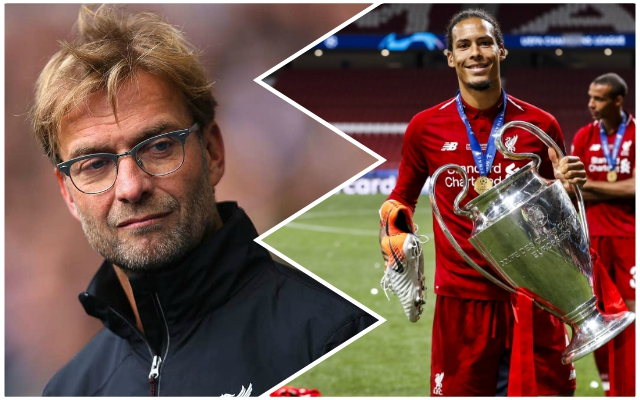 The three alternatives to Virgil van Dijk that the Reds had in 2017