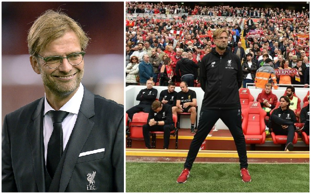 Jurgen Klopp outlines the reason he doesn't wear a suit on the touchline anymore