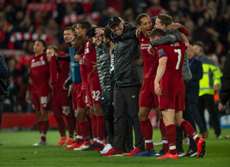 Could Klopp's Liverpool replicate Arsenal's 'Invincibles'?
