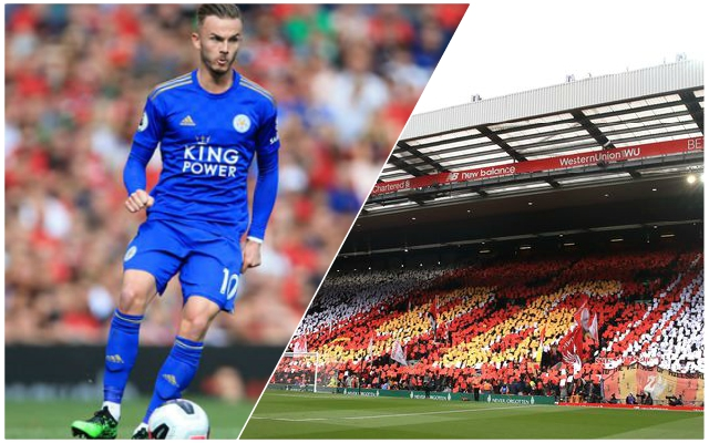 """Sign him now!"": Reds fans love what Leicester City's James Maddison tweeted after incredible Spurs display"