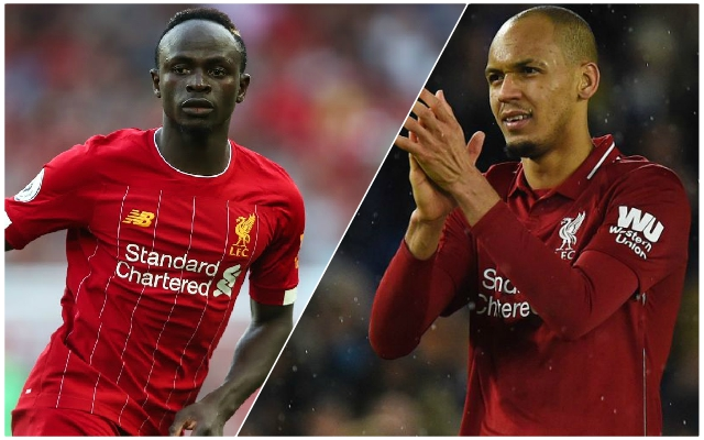 Adrian and Fabinho start, but what about Keita? How the Reds should line-up against Red Bull Salzburg