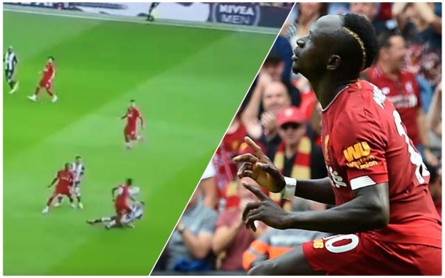 (Video) The silky Sadio Mane skill you might have missed against Newcastle United