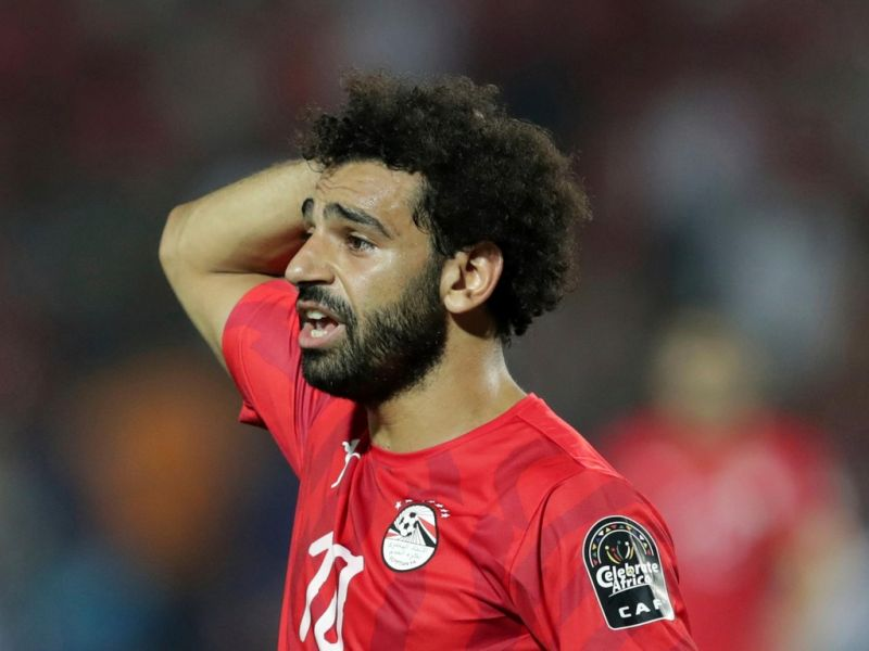 Mohamed Salah fuming with Egyptian FA after FIFA's Best Awards