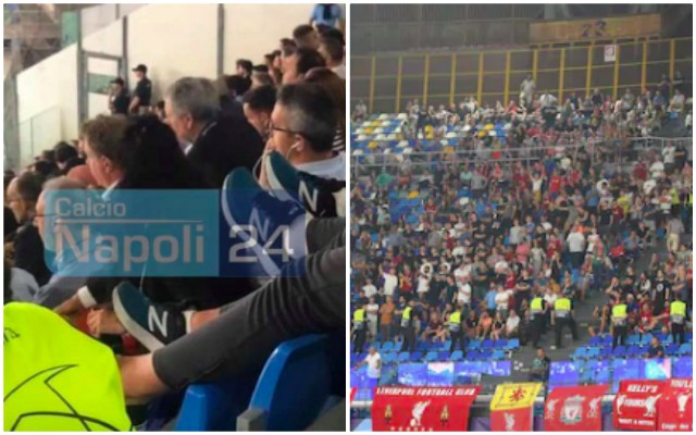 Hypocritical Napoli paper slams LFC youngsters for disrespectful behaviour