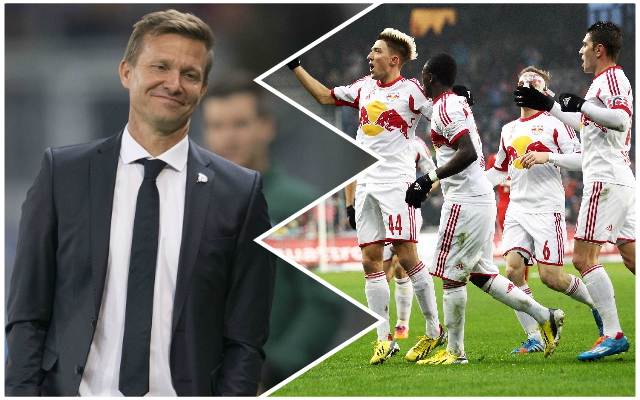 """""""A terrible match-up"""": Salzburg coach makes terrified admission ahead of Champions League clash"""