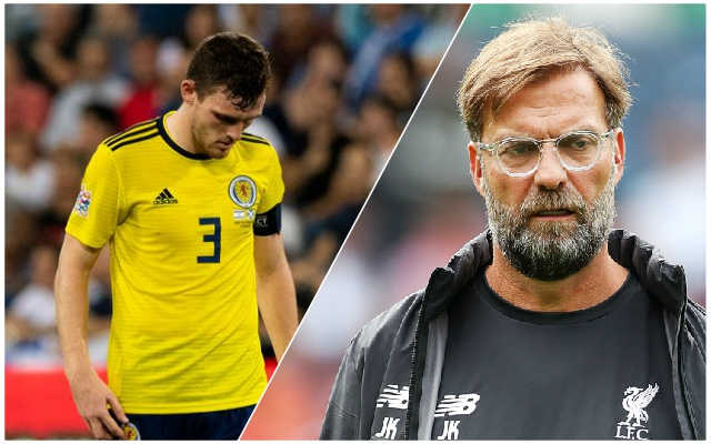 """Needs to relax"": BBC Sport pundit left unimpressed by Reds man who struggled on international duty"