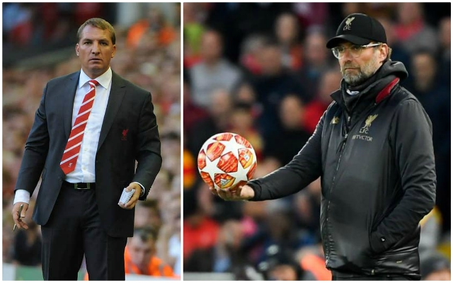 """An incredible club"": Brendan Rodgers speaks out on Anfield return"