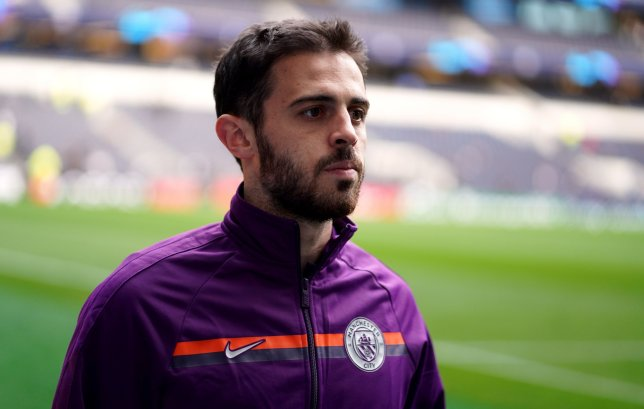 Bernardo Silva intimates Liverpool fans are thick as embarrassing City star tweets yet again
