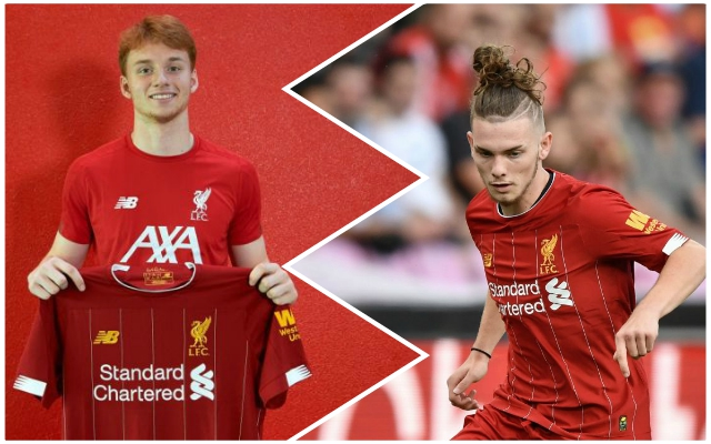 Reds starlets Elliott and Van den Berg could miss Carabao Cup tie at MK Dons for unnecessary reason
