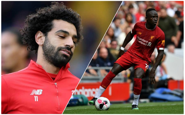 What Mo Salah said about Sadio Mane in 2017