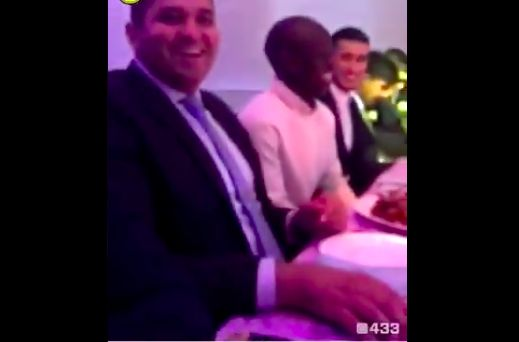 (Video) Liverpool fans tells Kante to join Klopp's midfield during wedding