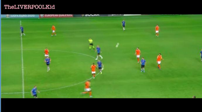 (Video) Van Dijk & Wijnaldum best bits as LFC's Dutch duo destroy Estonia