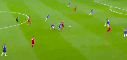 (Video) Fabinho's world-class play before LFC's opening goal