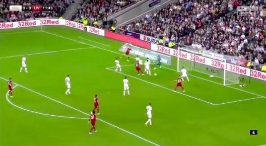 (Video) Harvey Elliott misses open goal to become LFC's youngest ever scorer