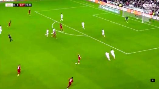 (Video) Harvey Elliott shows magic feet then puts stunning ball on Milner's head v MK Dons