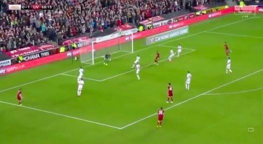 (Video) Hoever's Van Dijk header puts LFC 2-0 up v MK Dons
