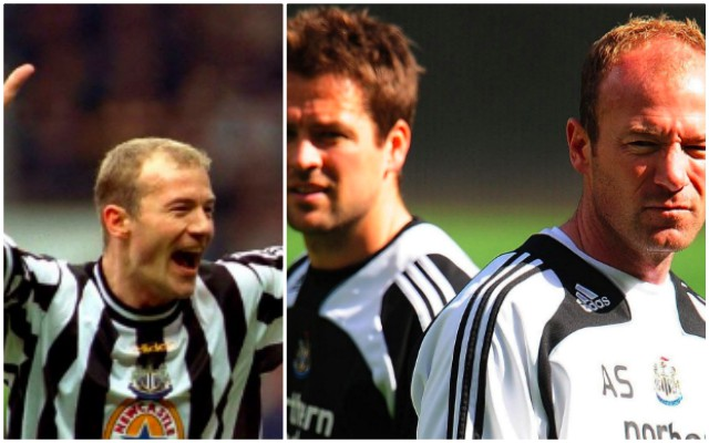 Ex-Red Owen names Shearer in all-time XI after Twitter bust-up