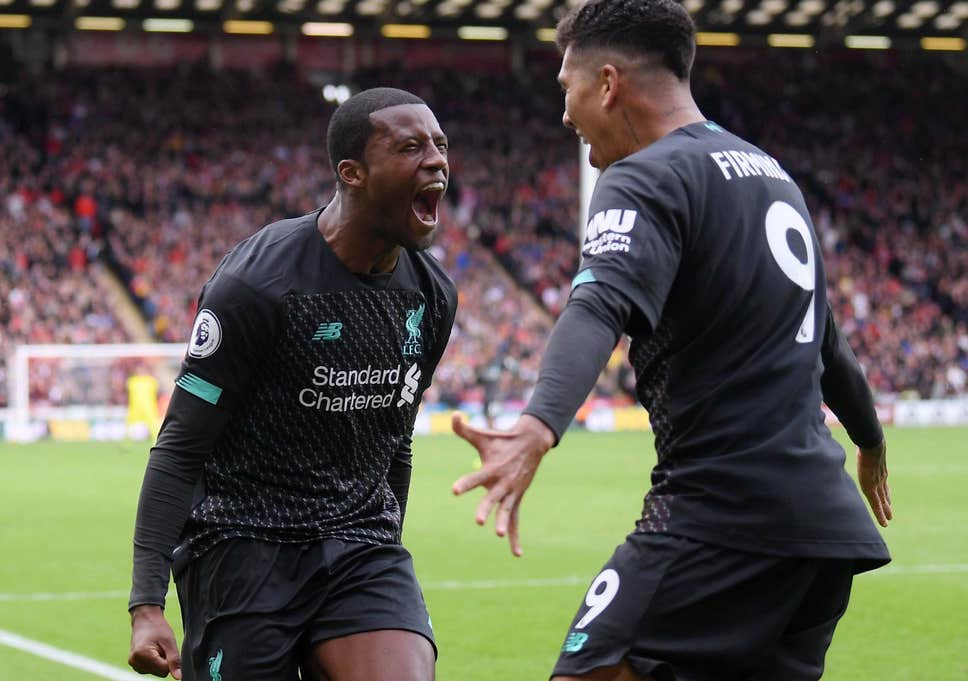 (Video) Watch the highlights as the Reds extended their lead at the Premier League summit
