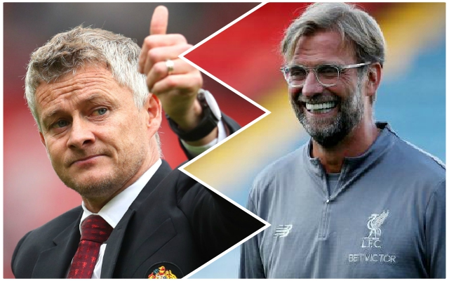 Solskjaer thinks he's 'frustrated' Klopp and takes boring football accusation as a compliment