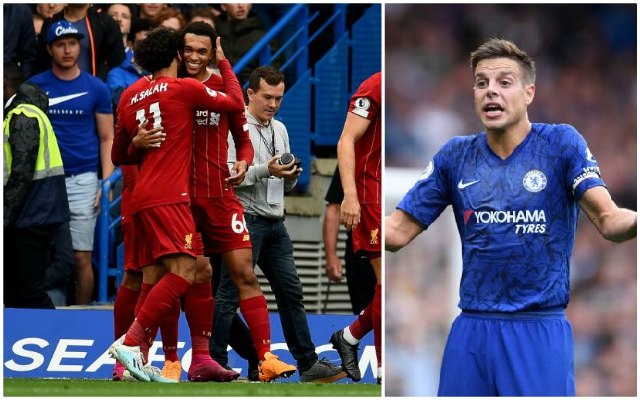 """Stealing a living"": Reds fans are all fuming about the same thing after Chelsea win"