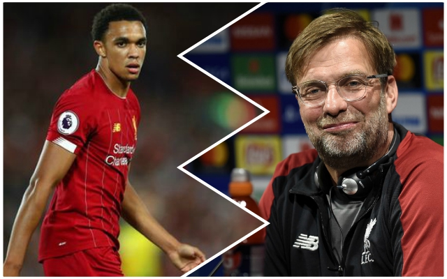 The two world-class stars who the Reds forced Trent Alexander-Arnold to replicate