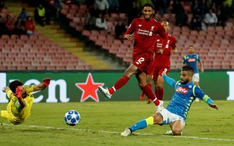 Napoli chief echoes Klopp in Reds rallying cry