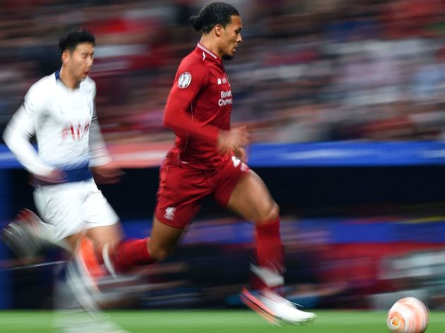 (Video) Virgil van Dijk compilation showscases Dutch defender's monstrous ability
