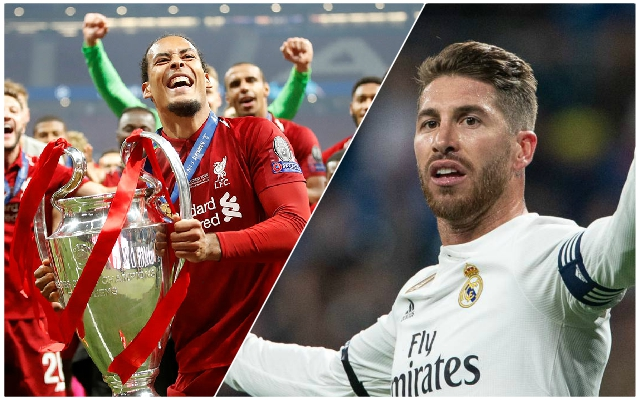 How Sergio Ramos would have given Virgil van Dijk the 2019 Ballon d'Or