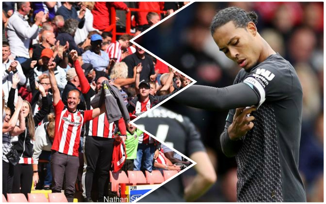 """Machine"", ""Unreal"": Sheffield United fans claim Reds man is first world-class player they've seen this season"
